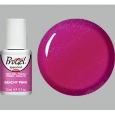 ProGel Super Nail (-80281, BEACHY PINK, 14ml.)
