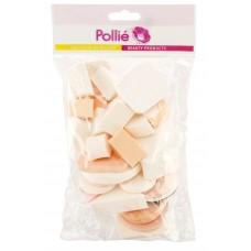 Спонж Pollie (набор макияжный, 33шт.)