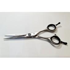 Suntachi (ножницы парикмахерские, [122] Black Stars Line, size 5.50, прямые)