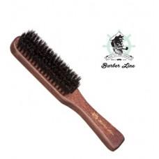 Barber Line (щет.мас., натуральная щетина, OCEANO, широкая)