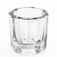 Стаканчик (5 мл.) стеклянный для разведения хны
