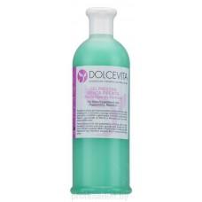 DOLCEVITA (гель перед депиляцией МЯТА, Pre-Wax Peppermint Gel, 500мл.)