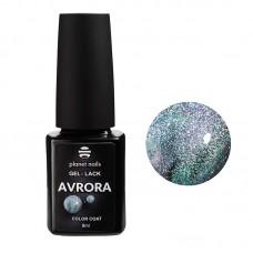 Planet Nails Гель-лак, Avrora - 126, 8мл.