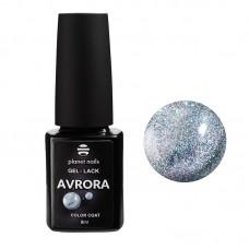 Planet Nails Гель-лак, Avrora - 127, 8мл.