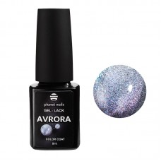 Planet Nails Гель-лак, Avrora - 129, 8мл.