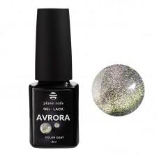 Planet Nails Гель-лак, Avrora - 130, 8мл.