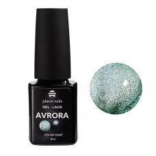 Planet Nails Гель-лак, Avrora - 131, 8мл.
