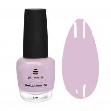 Planet Nails Лак для ногтей с эффектом гелевого покрытия - 862, 12мл.