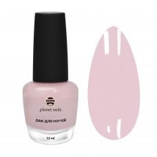Planet Nails Лак для ногтей с эффектом гелевого покрытия - 863, 12мл.