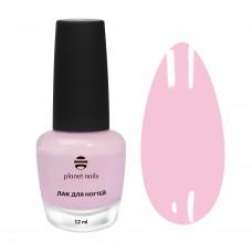Planet Nails Лак для ногтей с эффектом гелевого покрытия - 865, 12мл.