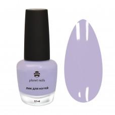 Planet Nails Лак для ногтей с эффектом гелевого покрытия - 866, 12мл.