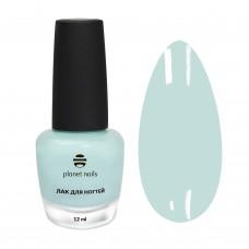 Planet Nails Лак для ногтей с эффектом гелевого покрытия - 867, 12мл.