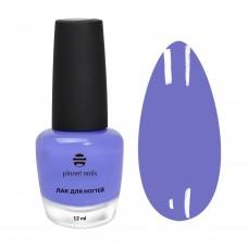 Planet Nails Лак для ногтей с эффектом гелевого покрытия - 873, 12мл.