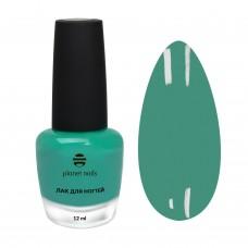 Planet Nails Лак для ногтей с эффектом гелевого покрытия - 874, 12мл.