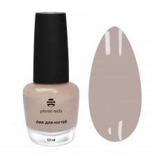 Planet Nails Лак для ногтей с эффектом гелевого покрытия - 878, 12мл.