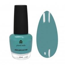 Planet Nails Лак для ногтей с эффектом гелевого покрытия - 881, 12мл.