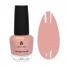 Planet Nails Лак для ногтей с эффектом гелевого покрытия - 891, 12мл.
