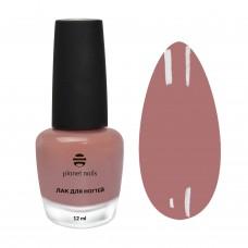 Planet Nails Лак для ногтей с эффектом гелевого покрытия - 895, 12мл.