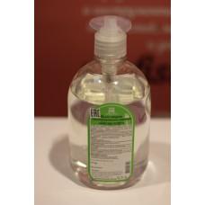 Мыло жидкое с антибактериальным эффектом Айсид-софт, 0, 5 л. с дозатором в Минске