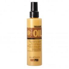 KAYPRO TREASURE OIL 5 LUXURY OILS Двухфазный  кондиционер для увлажнения и блеска сухих волос, 200 в Минске