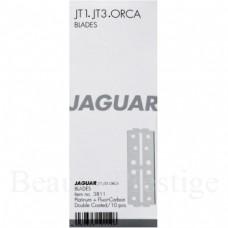 Лезвия Jaguar (JT1/JT3, к бритве, 10шт.)