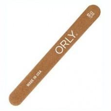 Пилка ORLY GARNET boards пилка для натуральных ногтей Рыжая