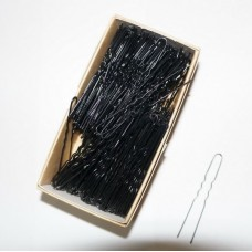 Шпильки DAMA (63мм., 1 шт., черные) в Минске