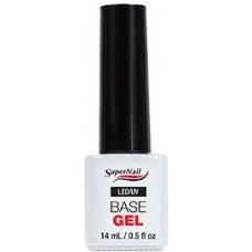 Гель Super Nail (LED/ UV, Base Gel, с кисточкой, 14g.)