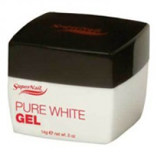 !!!Гель Super Nail (White Pure Gel, 14ml.) в Минске