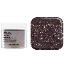 Super Nail (ProDip, 65900, пудра цветная, Sparkling Pewter, 26г.)