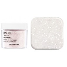Super Nail (ProDip, 65902, пудра цветная, Pearlescent White, 26г.)