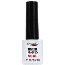 Гель-лак Super Nail (LED/ UV, RAPID SEAL, финишное покрытие, 14ml.)