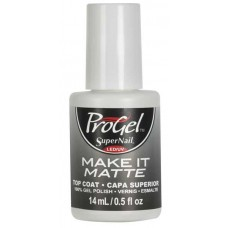 ProGel Super Nail (80187, MAKE IT MATTE TOP COAT, 14ml.) в Минске