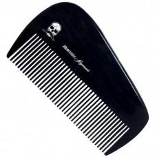Расческа Hercules (каучуковая, BARBER, маленькая для бороды)