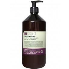 INSIGHT VOLUMIZING Volume up shampoo 900 ml Шампунь для обьема волос