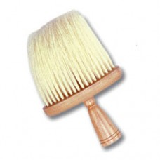Кисть-сметка PROFI line (деревянная с натуральной щетиной, узкая)