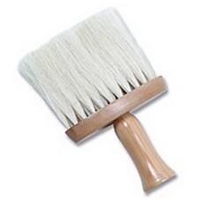 Кисть-сметка PROFI line (деревянная с натуральной щетиной, широкая)