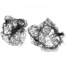 Сеточка-паутинка PROFI line (MAXI, черная, 2шт.)