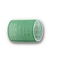Бигуди-липучки PROFI line (R-VTR-1, зеленые, d48мм., 12шт.)