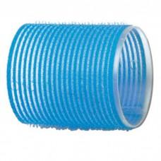 Бигуди-липучки PROFI line (R-VTR-15, голубые, d55мм., 6шт.)