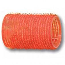 Бигуди-липучки PROFI line (R-VTR-2, розовые, d43мм., 12шт.)