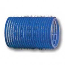 Бигуди-липучки PROFI line (R-VTR-3, синие, d40мм., 12шт.) в Минске