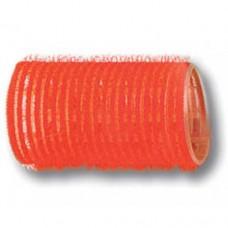 Бигуди-липучки PROFI line (R-VTR-4, красные, d36мм., 12шт.)