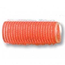 Бигуди-липучки PROFI line (R-VTR-7, розовые, d24мм., 12шт.)