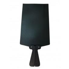 Лопатка PROFI line (для окраски, BLACK Medium, 23.5*15cm.)