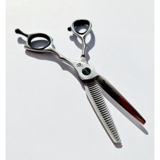 Suntachi (ножницы парикмахерские, [127] Black Stars Line, size 5.50, филировочные)