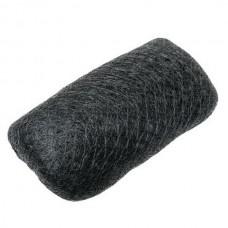 harizma (валик для причесок, прямоугольный, черный)